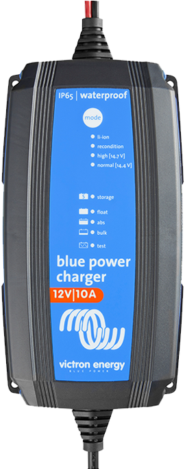 Blue Power IP65 Charger with DC connector